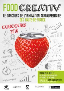 Concours food creativ